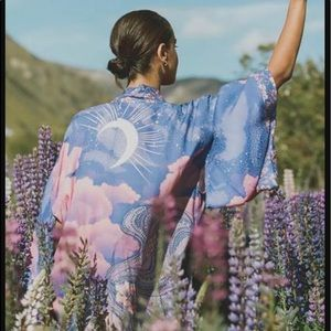 Spell and The Gypsy Luna Robe BNWT